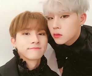jooheon, monsta x, and changkyun image