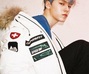 k-pop, kpop, and hansol vernon image