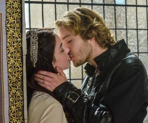 reign, kiss, and mary image