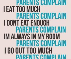 parents, quote, and quotes image