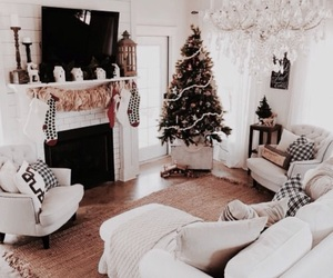 christmas, home, and decor image