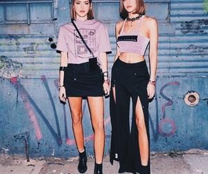 grunge, grunge style, and aesthetic fashion image