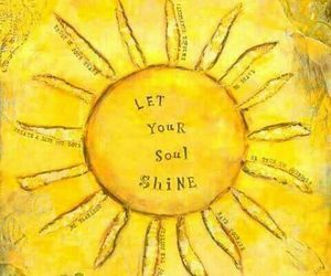 shine, quotes, and soul image