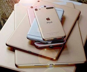 iphone, apple, and ipod image