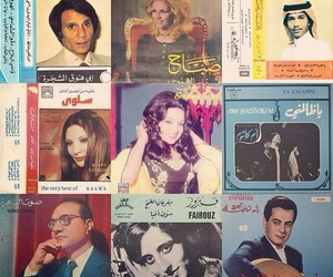 art, محمد عبده, and أم كلثوم image