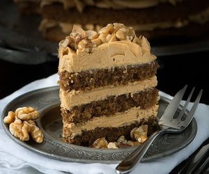buttercream, cake, and desserts image