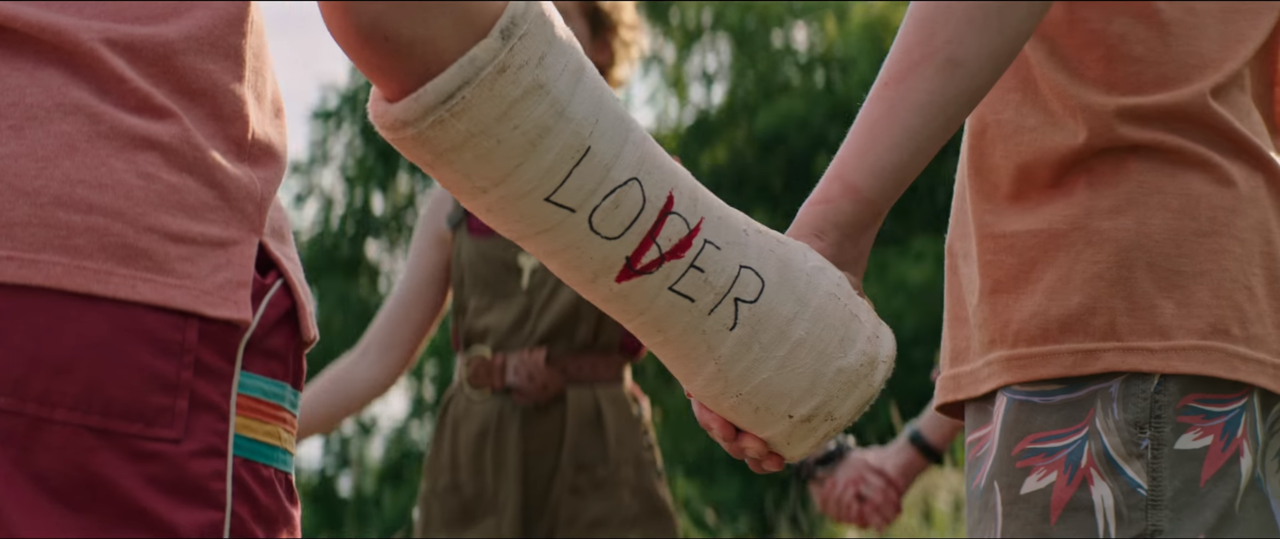 it, loser, and gif image