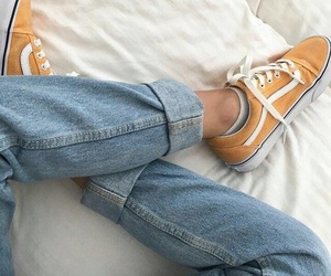 vans, fashion, and aesthetic image