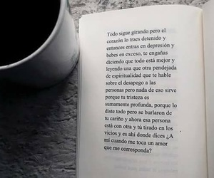 books, ​amor, and frases image