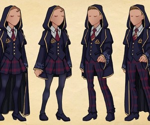 ilvermorny and usa or south america image