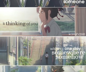 anime, quotes, and words image