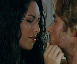 couple, barbara mori, and sebastian rulli image