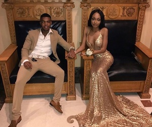 couple, Prom, and goals image