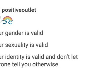 empowerment, tumblr, and lgbt image