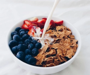 cereal, eat, and food image