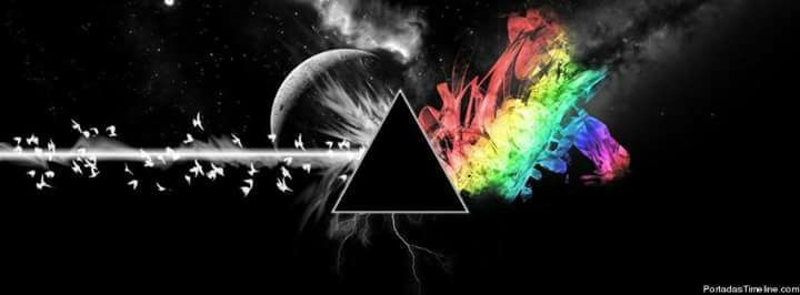 Pink Floyd, music, and colors image