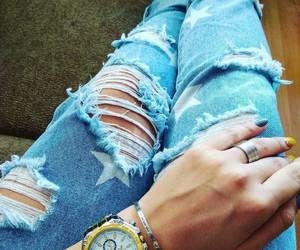 dreams, fashion, and jeans image
