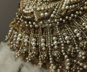 fashion, Alexander McQueen, and shine image