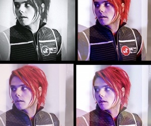 gerard way, mcr, and my image