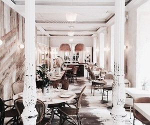interior, home, and restaurant image