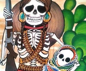 cultura, adelita, and tradicion image