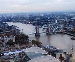 london, luxury lifestyle, and tower bridge image