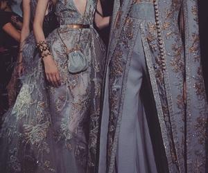 beauty, diamond, and dresses image