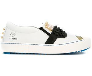 fendi, sneakers, and fashion image