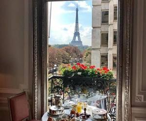 breakfast and paris image