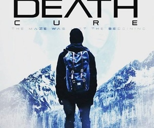 dylan, dylan o'brien, and the death cure image