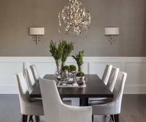 decor, dining, and kitchen image