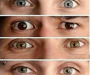 5sos, eyes, and calum hood image