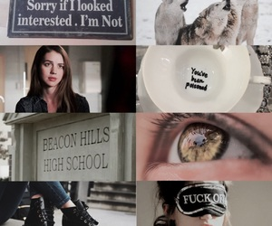 teen wolf, adelaide kane, and cora hale image