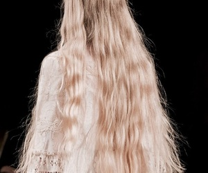 hair, aesthetic, and fashion image