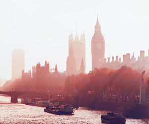 aesthetic, london, and autumn image