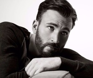 celebrities, sexy, and chris evans image