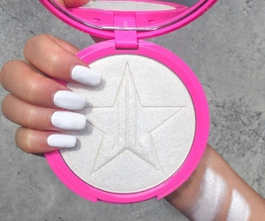 beauty, makeup, and star image