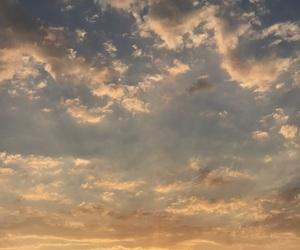 ciel, cloud, and vacance image