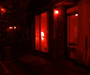 aesthetic, red, and home image