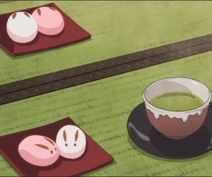 anime food, cute, and matcha image