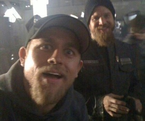 opie, sons of anarchy, and jax image