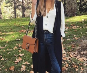 beautiful, elegante, and outfit image