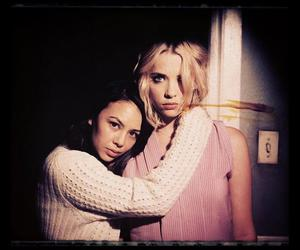 mona, hanna, and ashley benson image