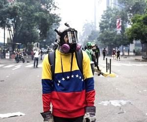 venezuela, dictadura, and resistencia image