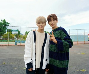 Seventeen, jeonghan, and DK image