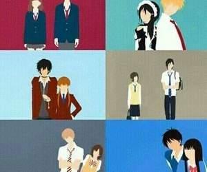 kimi ni todoke, ao haru ride, and anime image