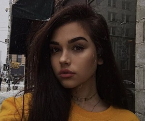 maggie lindemann, beauty, and makeup image