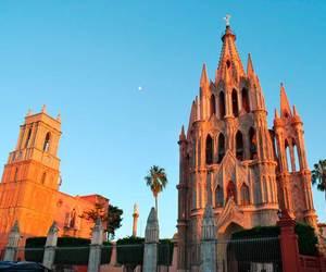 city, san miguel de allende, and méxico image