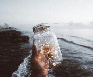 light, sea, and tumblr image