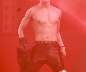 abs, guys, and SHINee image